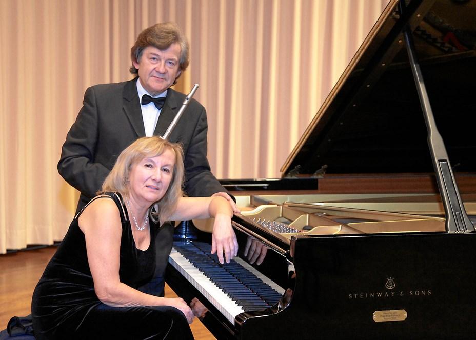 Koncert: Polsk ægtepar i musikalsk parløb