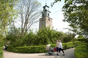 Slidte åndehuller: Byens parker får kærlig hånd