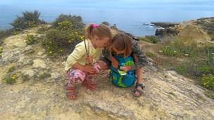 5-årige Ellinor trodser sygdom: Jeg så delfiner og kom til Afrika