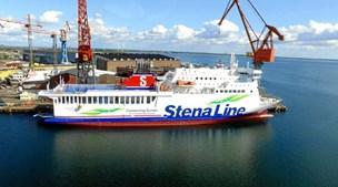 Stena udvider: Ny fragtfærge tager også personbiler