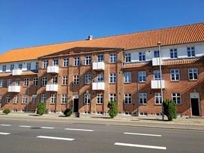 Fejrer 100 år gamle mursten i Hjørring