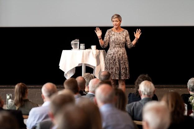 Danmarks EU-dronning mødte bekymrede fiskere