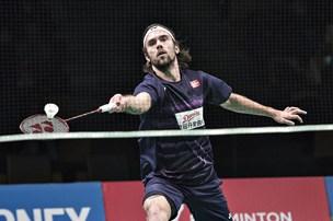 Jan Ø. Jørgensen åbnede China Open med sejr
