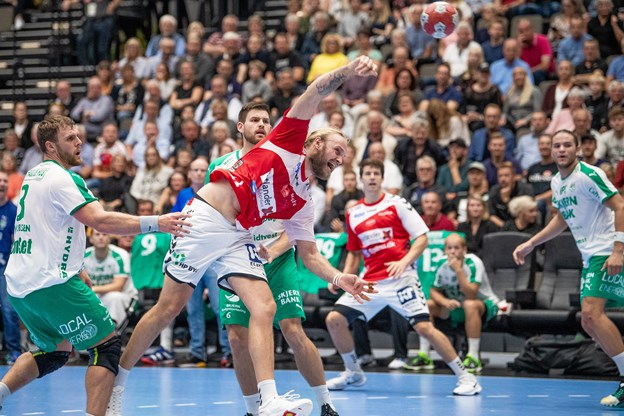 Aalborg Håndbold ydmygede de danske mestre
