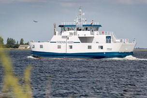 Efter tre måneder: Derfor sejler ny færge rundt uden passagerer