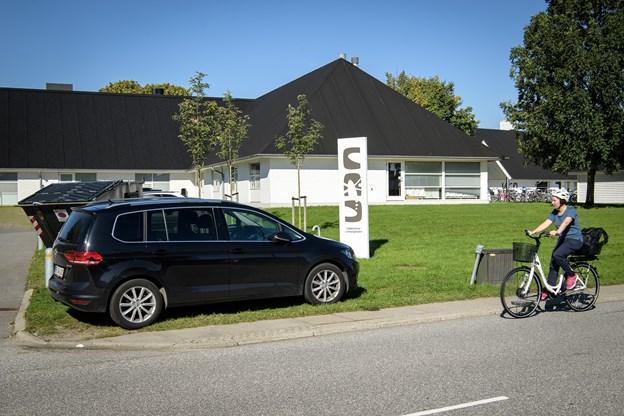 Parkeringskaos: Studerende frygter at få fjernet deres biler