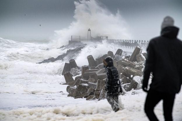 Så kommer efteråret: Her rammes Nordjylland hårdest af vindstød