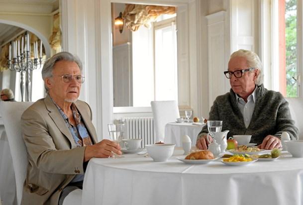 Seniorklubben inviterer til filmhygge