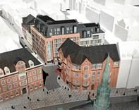 Attraktivt byggeri på vej i Aalborg Teaters baghave