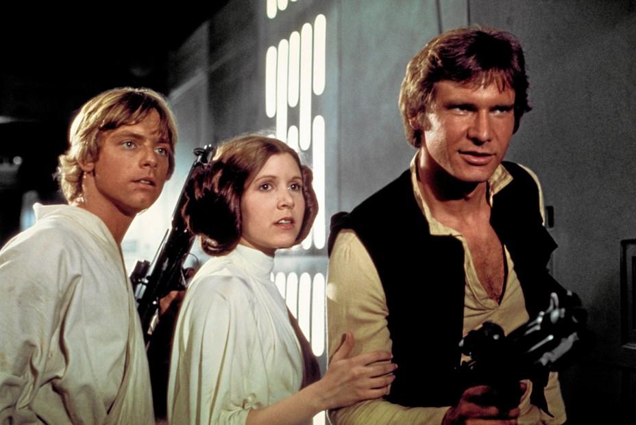 Kæmpe scoop: Se Star Wars på stort lærred med livemusik