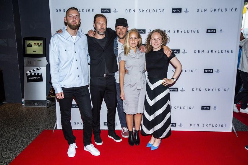 Debutspillefilm fra 30-årig instruktør er valgt som Danmarks bedste bud på en kandidat til en oscarstatuette.