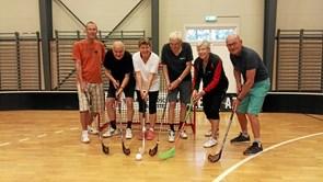 Ældre Sagen klar til ny floorball-sæson
