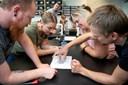 Lærere på skolebænken: Henter tips og tricks i plastikindustrien