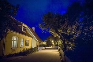 Stenrige jyder køber op i Skagen