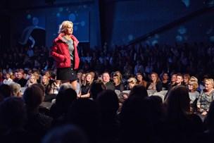 Se billederne: Hjørring samlet til mode og show