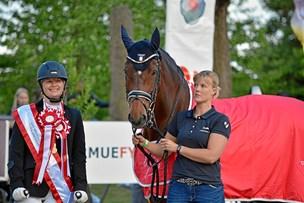 Danmark godt fra start i holdkonkurrencen