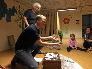 Hjørring-børn får fyldt kulturkufferten