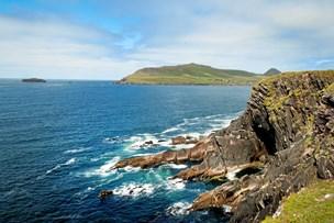 Irland helt ud til kanten