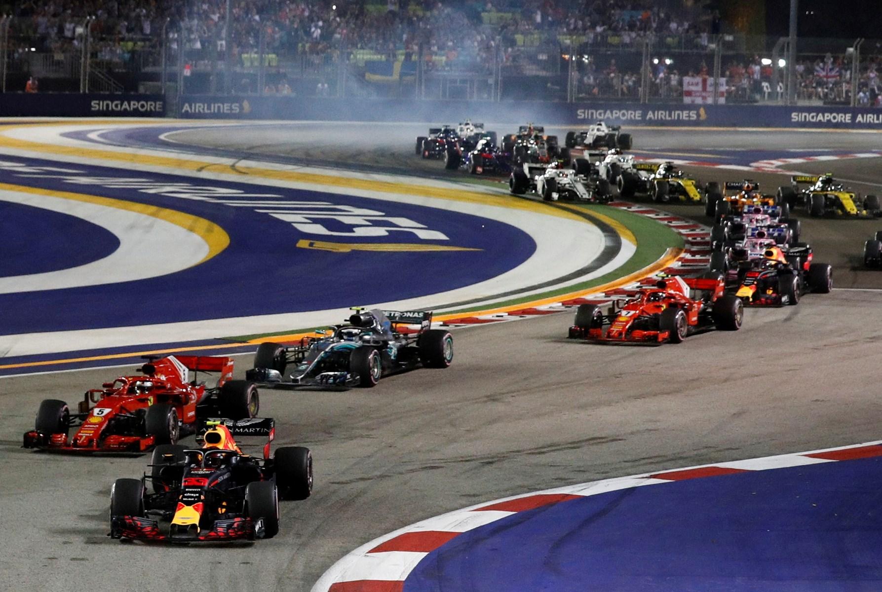 Frank Jensen giver dødsstødet til Formel 1 i København
