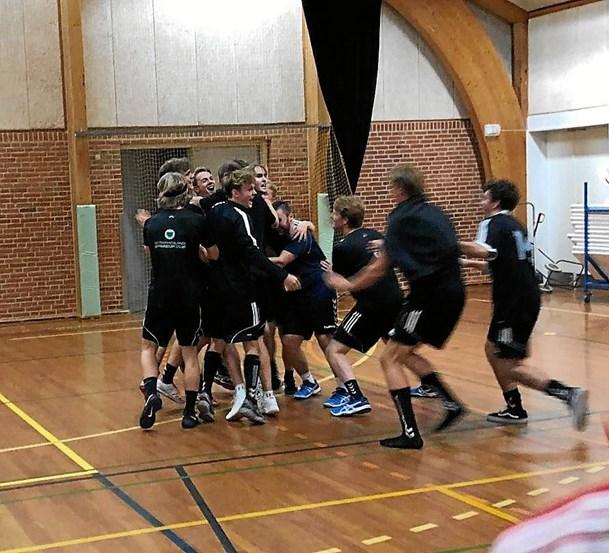 Vesthimmerlands Gymnasium genvandt volley-titlen