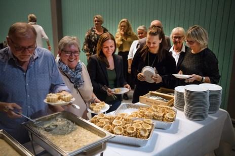 Se billederne: Frederikshavn spiste sig mæt i tarteletter