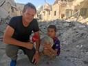Holstebro eller Irak: Tantholdt - krigskorrespondent ved et tilfælde