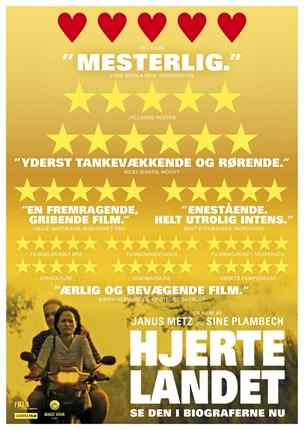 """Medvirkende i """"Hjertelandet"""" træffes i Kino 1-2-3"""