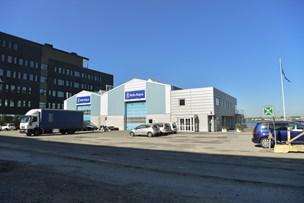 Nye boliger på havn i stedet for Rolls Royce