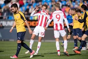 Nye AaB-spillere toppede i nordjysk opgør