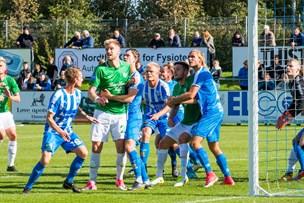 Drama i Thisted: Viborg udlignede i sjette tillægsminut