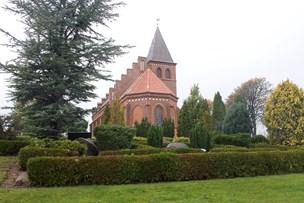 Endnu et kirkeindbrud: Tyve gik igen efter stole