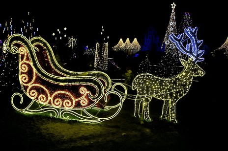 Julemareridt i Blokhus: Naboer gruer for to måneder med julemusik i baghaven