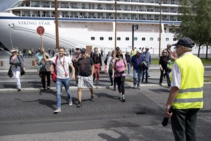 Aalborg skal gøre sig lækker: Krydstogtturister vil købe noget unikt