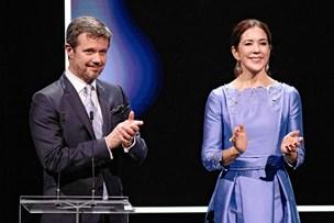 Kronprinsparret uddeler priser i Musikkens Hus