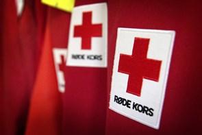 Røde Kors samler ind