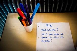 Præmie for gode karakterer: Er det upædagogisk - eller effektivt til at løfte elever ?