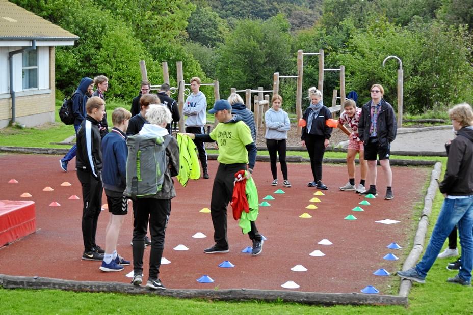 Erhvervsskoler holdt idrætsdag - Dania løb med sejren