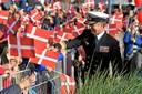 Frederikshavnerne tog godt imod kronprins Frederik