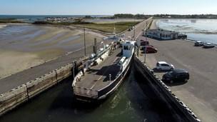 Budgetforslag: 71 mio. kr. til ny og større færge