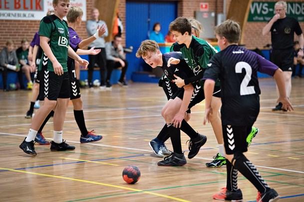 Stærke præstationer i Tornby Cuppen