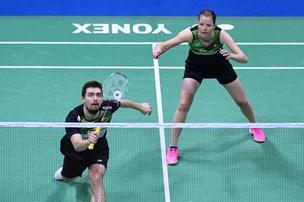 Christinna Pedersen fra land med sejr i Korea