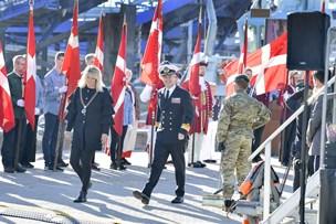 Se fotos: Kronprinsen til fest i Frederikshavn