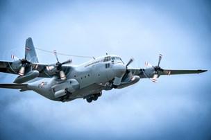 Se billederne: Imponerende luftfartøjer flyver lavt over Nordjylland