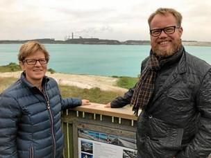 Fjernkøling: Kridtsø skal sikre kulde til nyt nordjysk supersygehus
