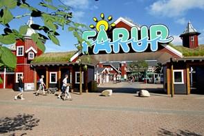 Fårup Sommerland er nummer tre i Europa