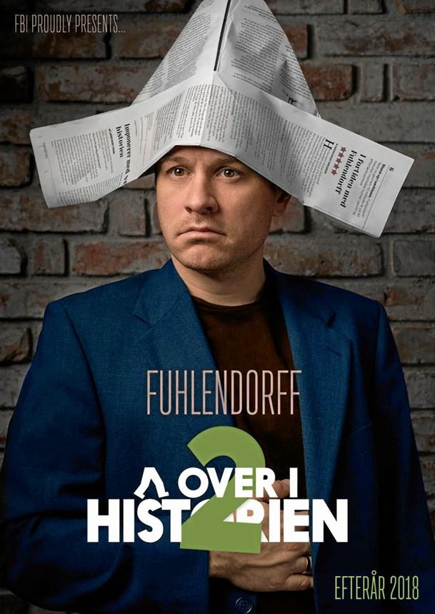 Forkæl lattermusklerne: Fuhlendorff kommer til Aalborg