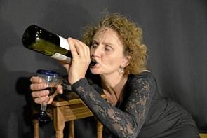 Édith Piaf-aftener i Hals og Hou