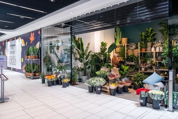 Gug Anlæg & Planteskole ejer den nye pop up butik.
