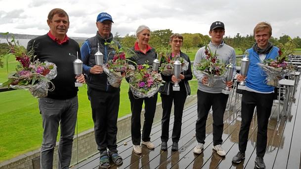 Klubmesterskaber i Mariager Fjord Golf Klub