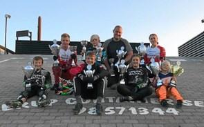 Veloverstået national Cup for Dragon BMX
